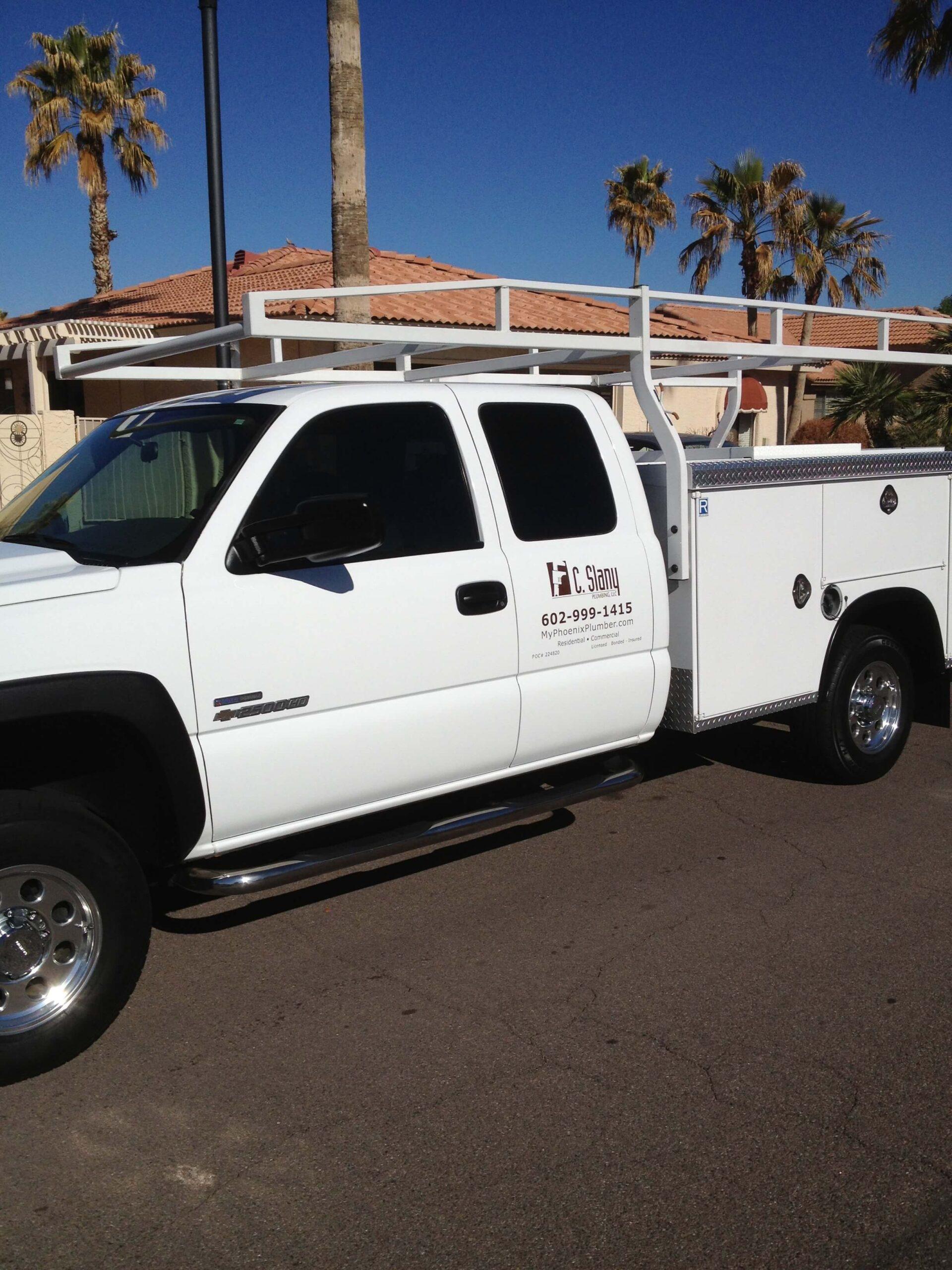 C. Slany Plumbing & Water Conditioning